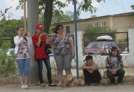 """В Актау прошла выставка собак """"Каспийские звезды"""""""