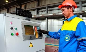 В городе Жанаозен открыт новый ремонтный завод