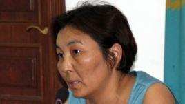 Освобождена из-под стражи активистка от оппозиции из Жанаозена