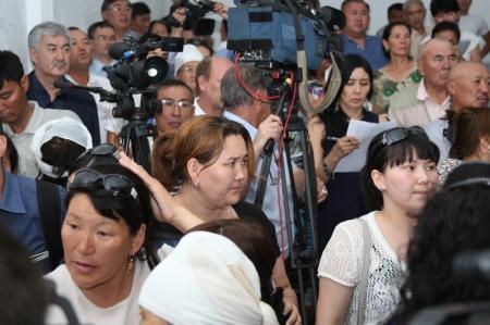 Видеопост. Суд по делу о беспорядках в Жанаозене завершен