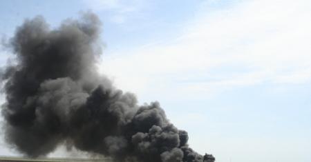 На месторождении Каламкас в Мангистауской области во время пожара погиб человек