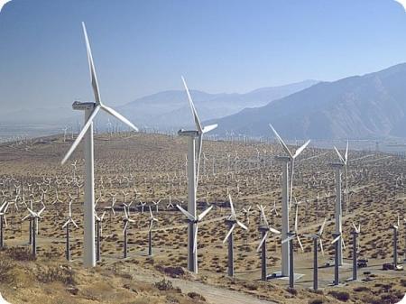 В Мангистауской области построят ветряную электростанцию