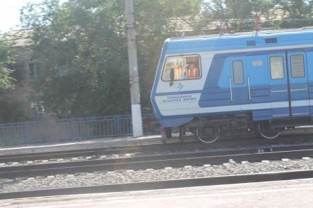 Поездатый эксперимент. Астрахань (ОБНОВЛЕНО)