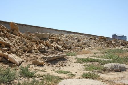 Реконструкция набережной в Актау продолжается (фотопост)