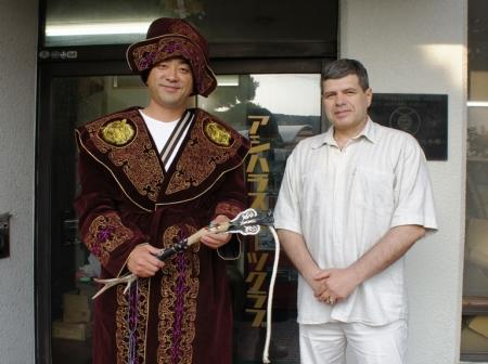"""Мангистауцы прошли аттестацию на """"пояс Мастера"""" ашихара каратэ в Японии"""