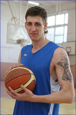 Сергей Казанцев стал игроком баскетбольного клуба «Каспий»