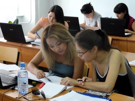 На базе Мангистауского колледжа туризма открылись обучающие курсы бронирования авиабилетов
