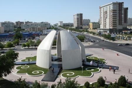 """Лада"" объявляет конкурс слайд- шоу ""Мой любимый Актау"""