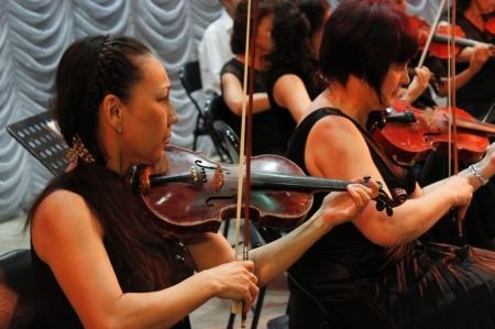 Концерт камерного ансамбля Актау прошел в полупустом зале