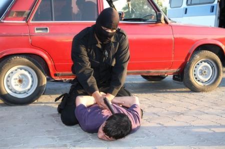 Полицейские Актау уничтожили несколько килограммов наркотиков