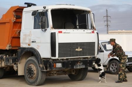 По факту контрабанды в морском порту Актау возбуждено уголовное дело