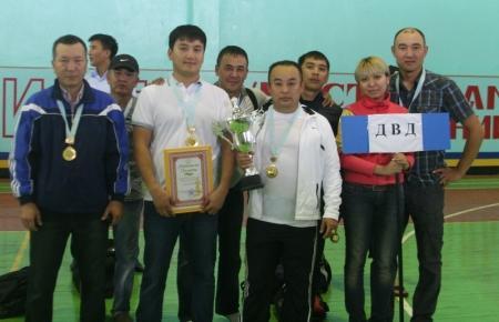 В Актау завершился турнир по мини-футболу среди силовых структур