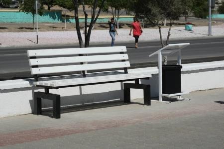 Ко Дню Астаны в Актау официально откроется набережная и фонтан