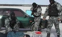 Наркотики в бардачке грузовика обнаружили таможенники  Мангистау