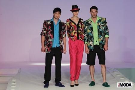 Среди выпускников «Лаборатории моды Вячеслава Зайцева» дизайнер из Актау