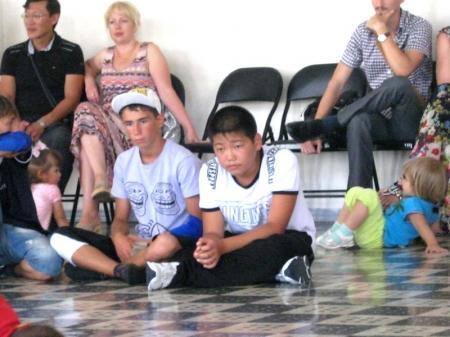 В Актау прошла летняя битва по брейк-дансу «Один на один»