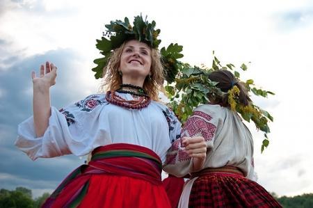 Украинское этнообъединение города Актау приглашает провести ночь Ивана Купалы