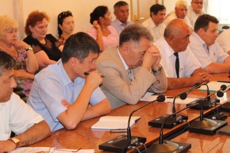 Председатели ПКСК Актау резко высказались в отношении установки общедомовых счетчиков тепла