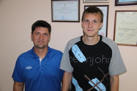 Мангистауский легкоатлет Денис Семенов примет участие в лондонской Олимпиаде