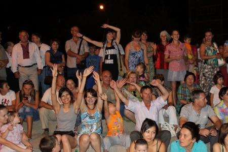 В Актау отметили праздник Ивана Купала