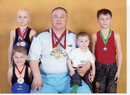 Инвалид планирует построить в Актау спортивный клуб