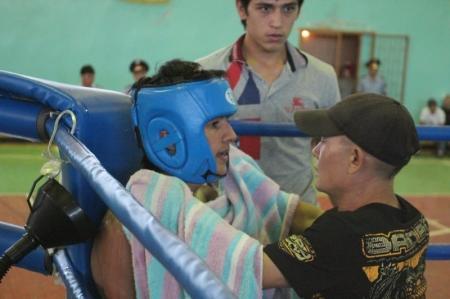В Актау стартовал  открытый республиканский турнир по кикбоксингу