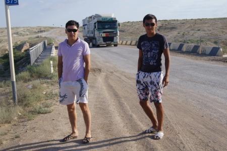 Из Актау в Атырау. История в фотографиях