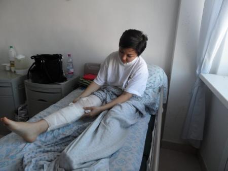 Многие из жертв дорожных аварий в Мангистау лишены полноценной жизни