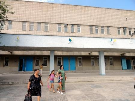 Детская поликлиника (АГП №1) переехала на время капитального ремонта в 12 микрорайон