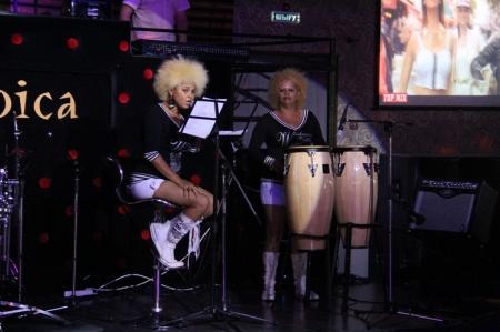 Кубинский дуэт «Cohiba 2» проведет в Актау целое лето