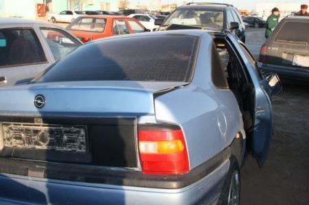 За последние два дня в Актау зарегистрировано четыре дорожно-транспортных происшествия