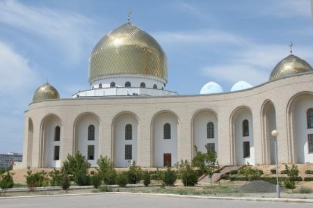 Назначен новый имам Мангистауской областной мечети «Бекет-ата»