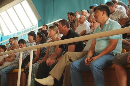 Серик Оспанов: «К сожалению, спорт в республике финансируется по остаточному принципу»