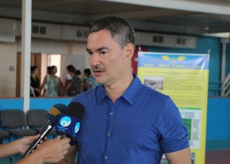 Серик Оспанов: Скоро в Актау все платежи можно будет совершать с помощью банковской карточки