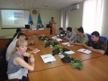 В Актау предложили создать специализированный морской аварийно-спасательный отряд