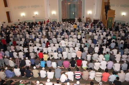 Мусульмане Актау отмечают начало месяца Рамазан. Фотопост
