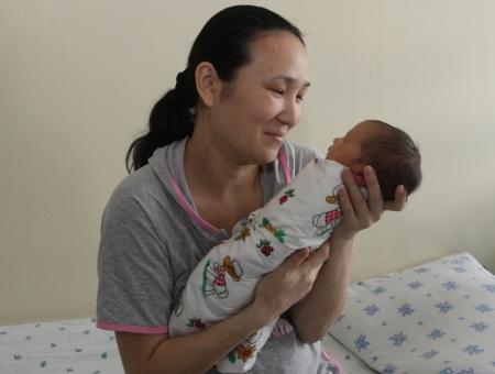 Зарегистрировать рождение ребенка в Актау можно через интернет