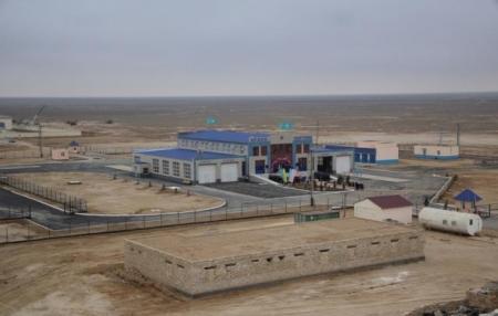 Мажит Есенбаев предложил на время закрыть таможенный пост в Мангистау на границе с Узбекистаном