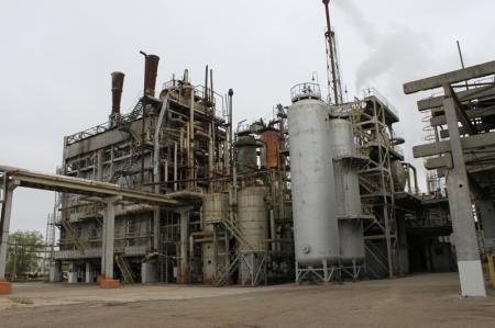 В Актау началась реконструкция производственных цехов ТОО «КазАзот»