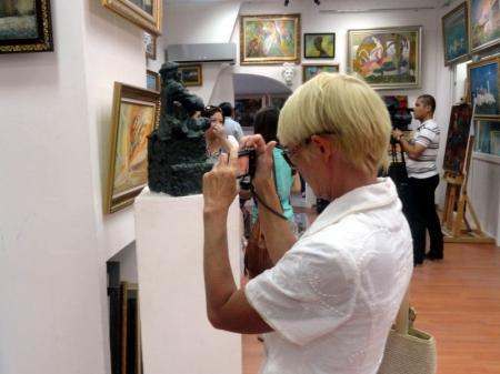 В Актау открылась выставка-конкурс художников Западного Казахстана