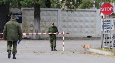 В войсковой части Приозерска офицер устроил стрельбу