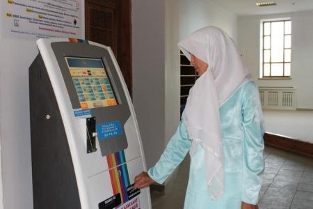Мусульмане Актау могут платить закят через терминалы