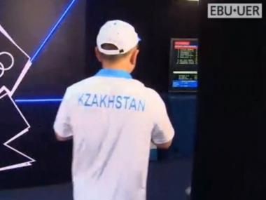 «Ак жол» нашел на экипировке олимпийцев Казахстана «национальное оскорбление»