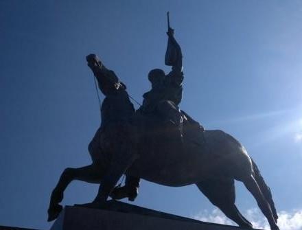 Памятник Курмангазы в Актау был возведен незаконно