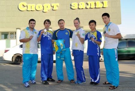 Мангистауские каратисты на Чемпионате Азии завоевали пять наград