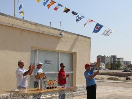 В Актау стартовала XXI Каспийская регата «Золотой Нактоуз»