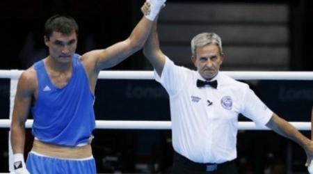 Серик Сапиев вышел в полуфинал боксерского турнира на Олимпиаде