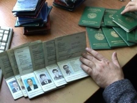 В Мангистауской области задержали гражданку Узбекистана с поддельными документами