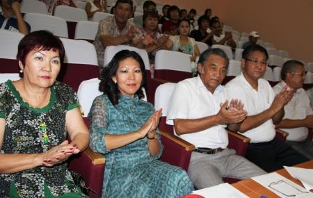 В Мангистау подведены итоги конкурса акынов-импровизаторов