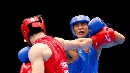 Серик Сапиев принес Казахстану седьмое золото